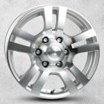 AL HUMMER 6139 17X7,5 25 TNT Honda 110,1
